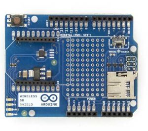 Arduino_WirelessSDShield_Front3_450px