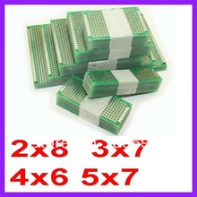 Prototype PCB boards (printed circuit board)
