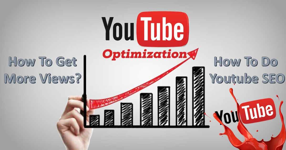 How to optimize YouTube videos? How to increase the number of views on YouTube videos? SEO optimization for YouTube video.